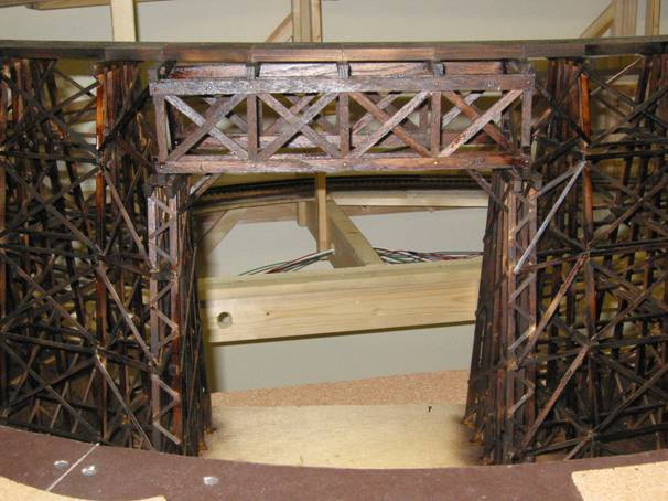 Trestle #1 - Stained