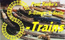 Paul Yorke�s S-Trains and S-Scale Home