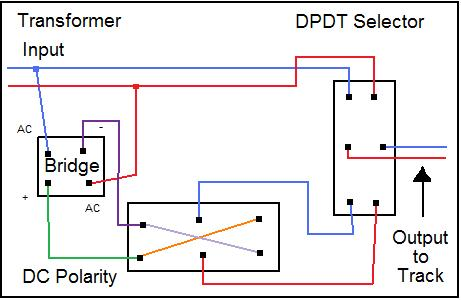 Auxillary Panel Schematic